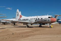 US Navy / Convair T-29 / 51-7906 / KDMA (_Wouter Cooremans) Tags: pima spotting spotter avgeek pimaair pimaairspacemuseum pimaairspace aviation airplanespotting convair t29 517906 kdma convairt29 us navy usnavy
