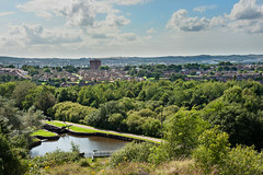 Wigan from Kirless LNR (Wigan Council) Tags: countryside greenheart kirkless outdoor summer wigan