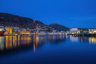 My hometown - Bergen