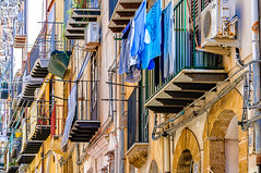 Via Vanni (Kevin R Thornton) Tags: d90 nikon travel sicily architecture 2016 italy city cefalu cefal sicilia it