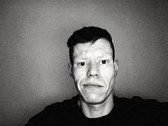 Selfie (txchris86) Tags: selfportrait selbstportrait selfie edited morgens morning unrasiert ungepflegt ich me unshaved