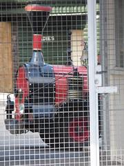 Dudley Castle & Zoo - road train (ell brown) Tags: dudley blackcountry westmidlands england unitedkingdom greatbritain castlehill castlehilldudley dudleycastle ruinedcastle ruin dudleyzoo landtrain roadtrain touristtrain
