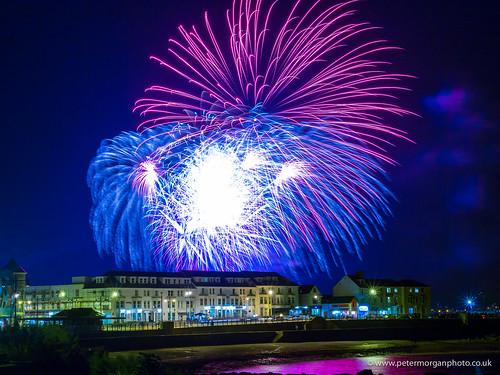 Porthcawl fireworks 2016 20161105_064
