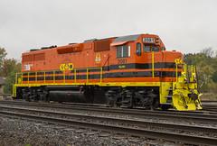 RLHH 2081 Roster (Joseph Bishop) Tags: rlhh sor southernontariorailway 2081 emd gp382 brantford ontario trains train track tracks railfan railroad railway rail roster