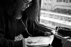 _DSC0969 (macchianera) Tags: manual artisti disegno bw treno