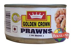 Prawns 150gm (holylandgroup) Tags: canned fruit vegetable cannedfruit cannedvegetable nonveg jalapeno gherkins soups olives capers paneer cream pulps purees sweets juice readytoeat toothpicks aluminium pasta noodles macroni saladoil beverages nuts dryfruit syrups condiments herbs seasoning jams honey vinegars sauces ketchup spices ingredients