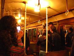 La Noche de los Museos en Buenos Aires (K.B.L. Luccia) Tags: tranvias museo subte underground metro tren