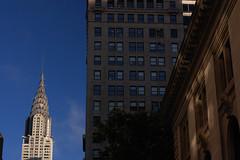 Déco_5512 (Omar Omar) Tags: chryslerbuilding artdeco newyork newyorkny newyorknewyork usa usofa etatsunis usono manhattan williamvanalen highrise rascacielo skyscraper gratteciel ĉielskrapanto