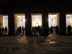 DSCN4512 copy (darioalvarez) Tags: medianoche plazadelobradoiro santiagodecompostela galicia españa otoño2016 noche ciudad patrimonio spain espaciopúblico
