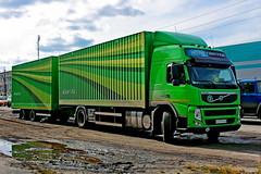 Volvo FM.400  E 691 TM 22 (RUS) (zauralec) Tags:  thecityofkurgan omskstreet volvo fm400 e 691 tm 22 rus