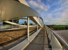 New Bridge,Groningen,the Netherlands,Europe (Aheroy) Tags: aheroy aheroyal groningen brug bridge tonemapped architecture architectuur compositie