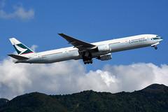 Cathay Pacific B-HNF (Howard_Pulling) Tags: hongkong airport hk china howardpulling nikon d7200 camera picture transport asia
