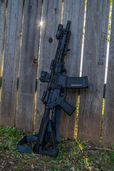PWS SBR 4 (DropDead Imagery) Tags: pws primary weapon systems triad mega arms railscales rail scales sbr short barrel rifle magpul surefire lantac cmc triggers