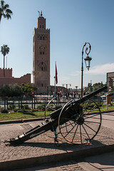 Koutoubia Mosque, Marrakech (StudioCB) Tags: koutoubia mosque marrakech islam prayer canon morocco