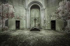 lost souls (Nils Grudzielski) Tags: lostplaces abandonedplaces urbanexploration verlasseneorte religion marode ruin rotten decay old abandoned