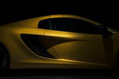 McLaren MP4-12C. (Andy @ Pang Ket Vui ( shootx2 )) Tags: mp412c yellow supercar spider d800 nikon v8 twin turbo m838t 38l mclaren