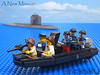 Do you know what show this scene is from? (Bricksky) Tags: lego moc bricksky zombie boat submarine znation