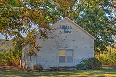 Eureka Church of Christ (J.L. Ramsaur Photography (Thank You for 4 million ) Tags: jlrphotography nikond7200 nikon d7200 photography photo eurekatn middletennessee warrencounty tennessee 2016 engineerswithcameras cumberlandplateau photographyforgod thesouth southernphotography screamofthephotographer ibeauty jlramsaurphotography photograph pic eureka tennesseephotographer eurekatennessee eurekachurchofchrist tennesseehdr hdr worldhdr hdraddicted bracketed photomatix hdrphotomatix hdrvillage hdrworlds hdrimaging hdrrighthererightnow hdrwater hdrchurches fall fallcolors fallleaves fallseason fallinthesouth colorful colors autumn autumncolors autumninthesouth autumnleaves falltrees autumntrees rural ruralamerica ruraltennessee ruralview oldbuildings structuresofthesouth smalltownamerica americana weathered old abandonedneglectedweatheredorrusty beautifuldecay historicbuilding history historic historyisallaroundus americanrelics fadingamerica itsaretroworldafterall oldandbeautiful vanishingamerica