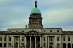 The Custom House Dublin (jhonnyclickplane) Tags: customhouse d3300 dublin ireland irish architecture buildings dome nikon