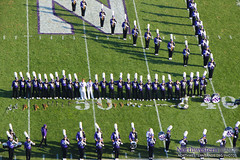 The Seniors Align to Sing The University Hymn (NUbands) Tags: b1gcats chicago evanston illinois numb northwestern northwesternuniversity northwesternuniversitywildcatmarchingband rmrphoto band education marchingband music students