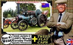 Tweed Traction Engine 1 (80s Muslc Rocks) Tags: tie tweedjacketphotos tweed tweedjacket trousers twill classic canon clothing christchurch coat cavalrytwill cavalry nz newzealand nelson napier northisland tweedblazer trouser tractionengine steam menswear man mens hastings hamilton houndstooth houndstoothjacket harris tweedcap manwearingtweed jacket clothes retro rotorua oldschool old outdoor focus 2016 2017 2015 1980s 1970s 1960s flatcap british britain kiwi kiwifashion auckland ashburton vintage vintagemetal veteran