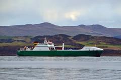 Hurst Point (Zak355) Tags: rothesay isleofbute bute scotland scottish shipping ship mvhurstpoint vessel riverclyde boat