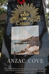 AMF Memorial to ANZAC COVE (spelio) Tags: manning shire laurieton north mountain views travel nsw australia oct 2016 ww1 first world war memorial remote