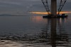 New Forth Crossing, December 2016 13 (Bill Cumming) Tags: fife forth riverforth newqueensfewrrycrossing bridge sunset gloaming