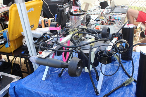University of Colorado Boulder's AUV