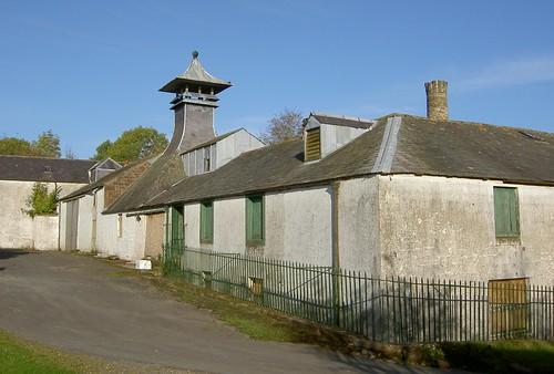 Annandale Distillery, near Annan by Fiona Sinclair Architect
