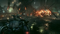 BOOOM (Dumigor) Tags: game screenshot batman knight ps4 arkham photomode arkhamknight