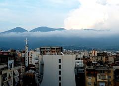 Mount Dajti in the clouds (melita_dennett) Tags: travel photo blog diary mount balkans albania tirana tirane albanie dajti