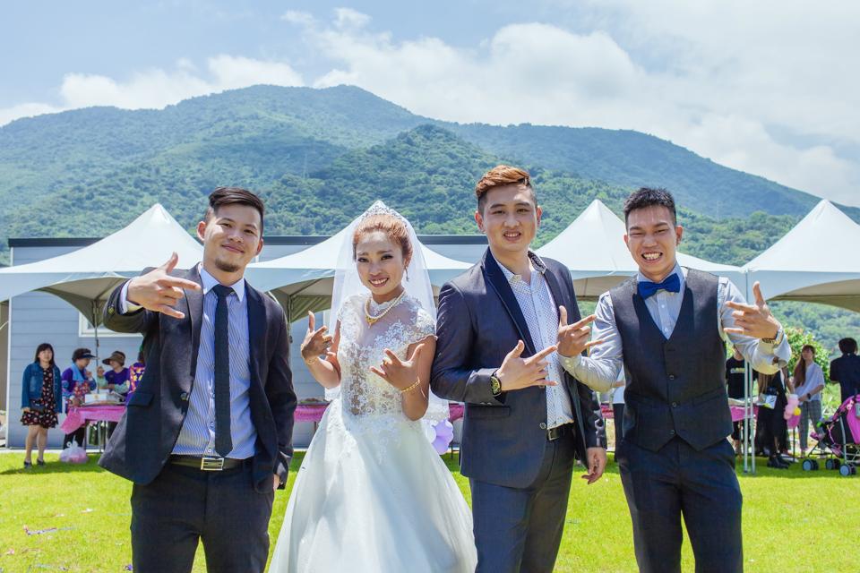 戶外婚禮-157