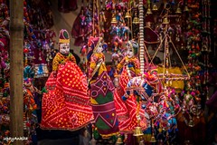 Royalty (upayankita) Tags: india art colors handicraft delhi indian craft tradition dilli haat newdelhi