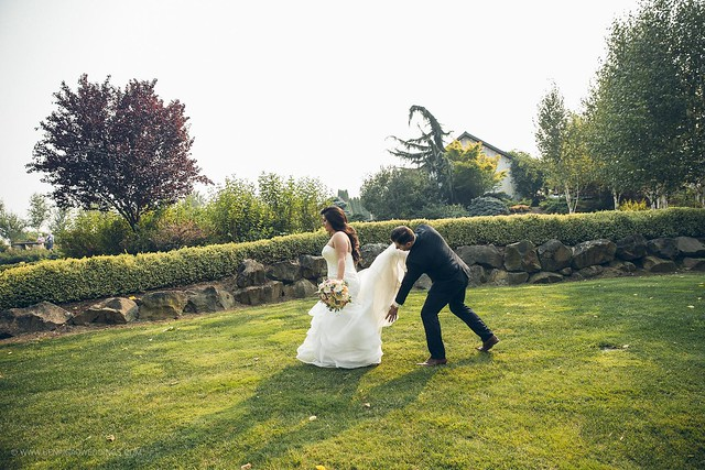 Sonja & Shayan | Aurora Colony Vineyard Wedding