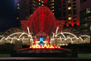 P8290065B (The Real Maverick) Tags: ontario canada fountain niagarafalls casino fallsviewcasino olympusstylus1