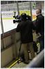 Reporter aan het werk | Reporter at work (Dit is Suzanne) Tags: 13032015 img2258 хееренвеен heerenveen nederland netherlands нидерланды thialf ©ditissuzanne canoneos40d sigma18250mm13563hsm hockey ijshockey icehockey хоккей eishockey unisflyers tilburgtrappers destiltrappers клюшка stick flyersheerenveen unisflyersheerenveen destiltrapperstilburg jackscasinoeredivisie eredivisie playoffs плейоффс finale finals финал репортер reporter views100 beschikbaarlicht availablelight живихоккеем