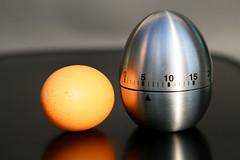 perfect egg (HansHolt) Tags: camera macro reflection canon perfect time egg tick tabletop ei boiling boil 6d eggtimer reflectie eierwekker tijd 6minutes canonef24105mmf4lisusm macromondays canoneos6d