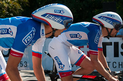 TTT Training Day UCI Road Worlds (BobMical) Tags: world road usa bicycle race training virginia team tour time richmond pro championships trial uci fdj 2015 bobmical