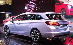 Opel Astra Sports Tourer (rvandermaar) Tags: sports k astra opel opelastra tourer sportstourer astrak astrasportstourer opelastrasportstourer opelastrak