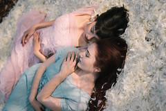 Lost love (Fedi Gioia) Tags: girls portrait love fashion lost 50mm photoshoot magic rosie dream workshop dreamy wonderland authentic hardy decadent
