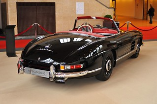 Mercedes-Benz 300 SL Roadster W 198 II (1957)