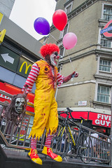 World zombie day (alalchan) Tags: charity london halloween zombie horror stmungo worldzombieday worldzombiedaylondon