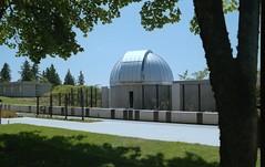 Trottier Observatory (jvde) Tags: film sfu burnaby coolscan nikonfe fujicolor 3570mmf3345nikkor