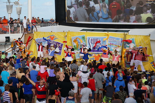 "Disney Fantasy Sail Away Party • <a style=""font-size:0.8em;"" href=""http://www.flickr.com/photos/28558260@N04/22177491284/"" target=""_blank"">View on Flickr</a>"