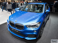 BMW X1 20d xDrive (885980) (Thomas Becker) Tags: auto show copyright 20d car germany geotagged deutschland nikon automobile hessen thomas frankfurt c fair voiture exhibition 66 bmw bil vehicle motor nikkor fx suv messe f28 internationale ausstellung x1 iaa fahrzeug d800 becker automobil  2015 2470 mobilitt automobilausstellung xdrive verbindet worldcars geo:lat=50112013 aviationphoto geo:lon=8643569 iaa2015