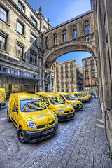 "Yellow Cars • <a style=""font-size:0.8em;"" href=""http://www.flickr.com/photos/45090765@N05/22476110843/"" target=""_blank"">View on Flickr</a>"