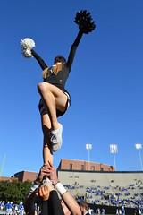 (bgresham67) Tags: dance cheerleaders dancers dancer vanderbilt cheer cheerleader cheerleading vandy
