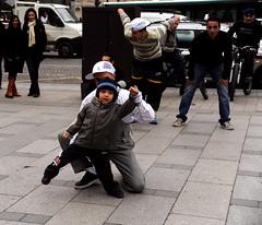 Champs-Élysées (carolemason) Tags: paris champsélysées streetdance