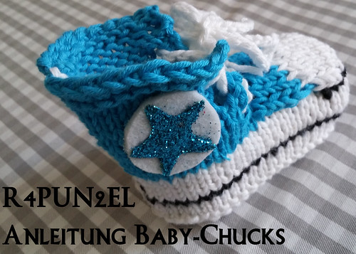 "Baby Chucks Strickanleitung • <a style=""font-size:0.8em;"" href=""http://www.flickr.com/photos/92578240@N08/22658346596/"" target=""_blank"">View on Flickr</a>"